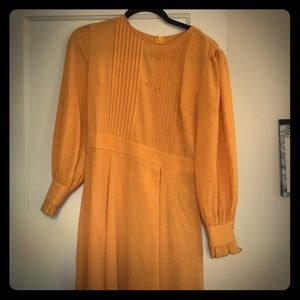 Vintage 1980s evening dress